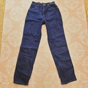 NWT Wrangler Cowboy Cut Vintage Style Jeans Size 8